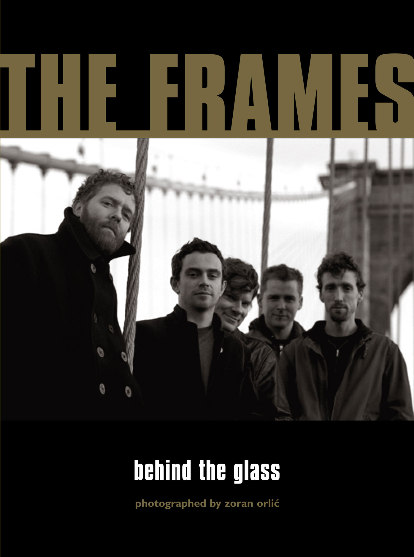 The Frames Behind The Glass Book